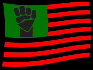 black-power-flag