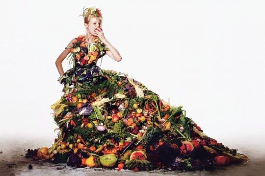 fruit-dress