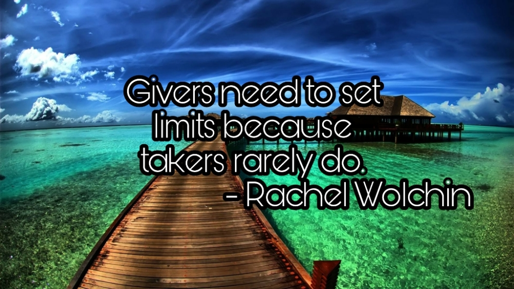 givers quote